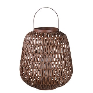 Privilege Brown Large Candle Lantern