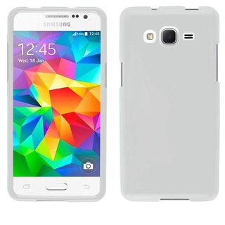Insten Hard Snap-on Rubberized Matte Phone Case Cover For Samsung Galaxy Grand Prime