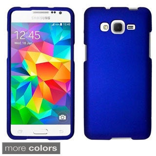 Insten Hard Snap-on Rubberized Matte Phone Case for Samsung Galaxy Grand Prime
