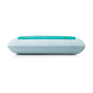 Z by Malouf Liquid Z-Gel Infused Dough Memory Foam Pillow with Removable Cover