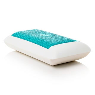 Z by Malouf Dough Liquid Z-Gel Memory Foam Pillow with Removable Cover