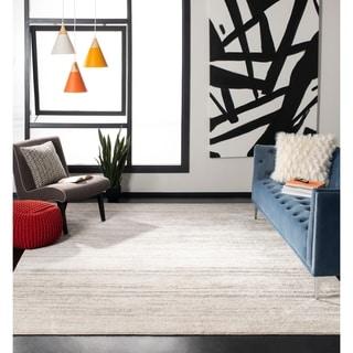 Safavieh Adirondack Ivory/ Silver Rug (9' x 12')