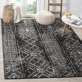 Safavieh Adirondack Black/ Silver Rug (9' x 12')