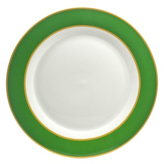 Xena Emerald Dinner Plates (Set of 4)