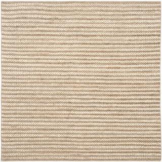 Safavieh Hand-Woven Natural Fiber Natural Jute Rug (6' Square)