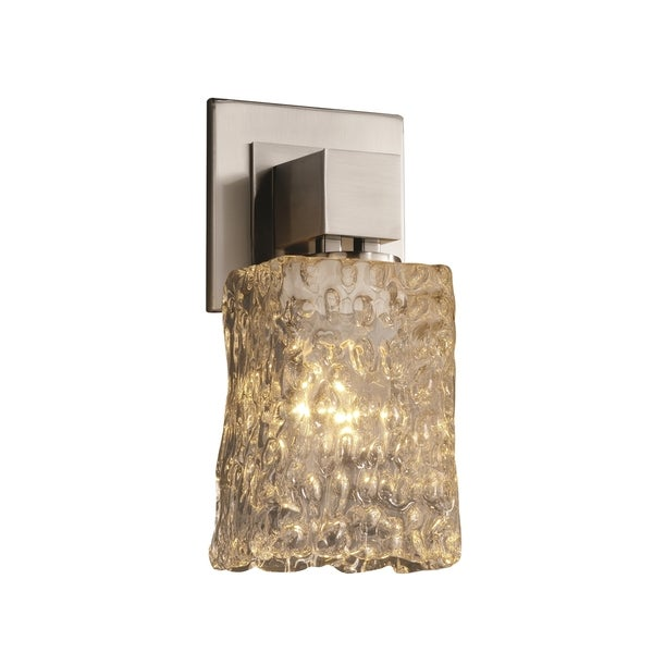 Justice Design Group Veneto Luce Aero Sconce Square (No Arms)