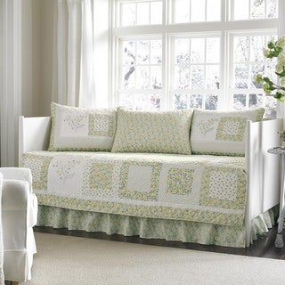 Laura Ashley Elyse 5-piece Daybed Set