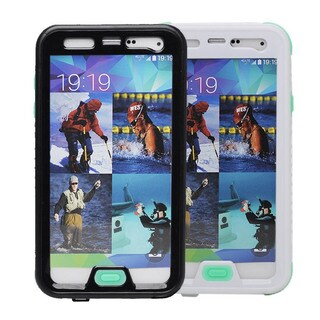 Patuoxun Premium Waterproof/ Shockproof/ Dirt and Snow-proof Case for Samsung Galaxy S5