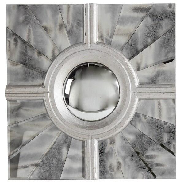 Isadora 19-inch Square Mirror