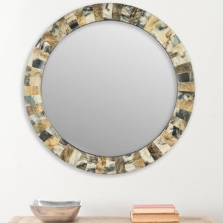 Etienne Faux Tigers Eye Multi Mirror