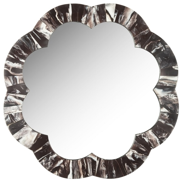 Fleur Faux Tigers Eye Multi Mirror