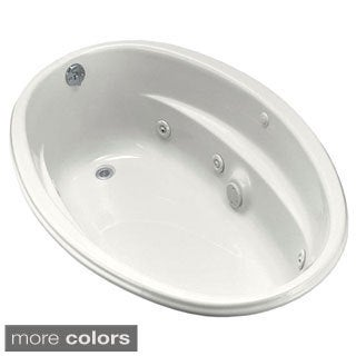 Kohler ProFlex 5 Foot Whirlpool Tub with Reversible Drain