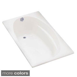 Kohler Proflex 5 Foot Right-hand Drain with Flange Bathtub