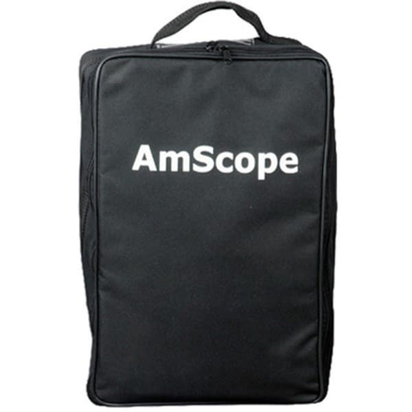 Microscope Vinyl Carrying Bag Case (large)