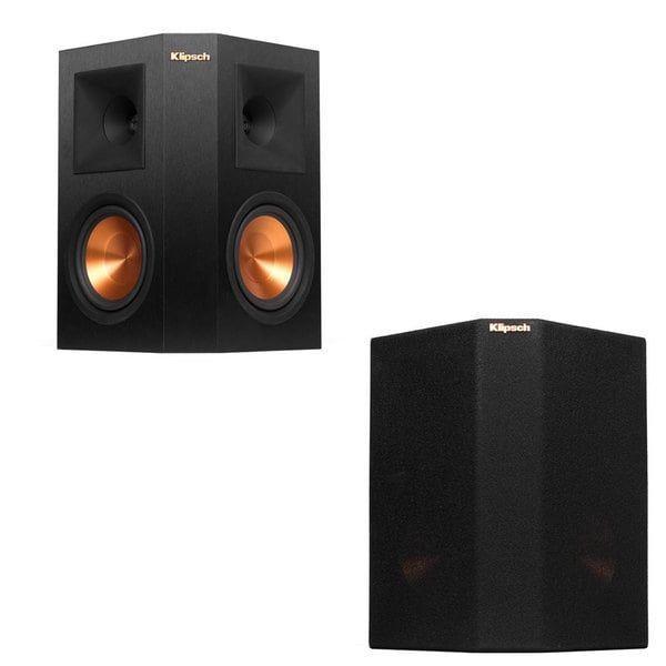 Klipsch RP-250S Surround Speaker - Black