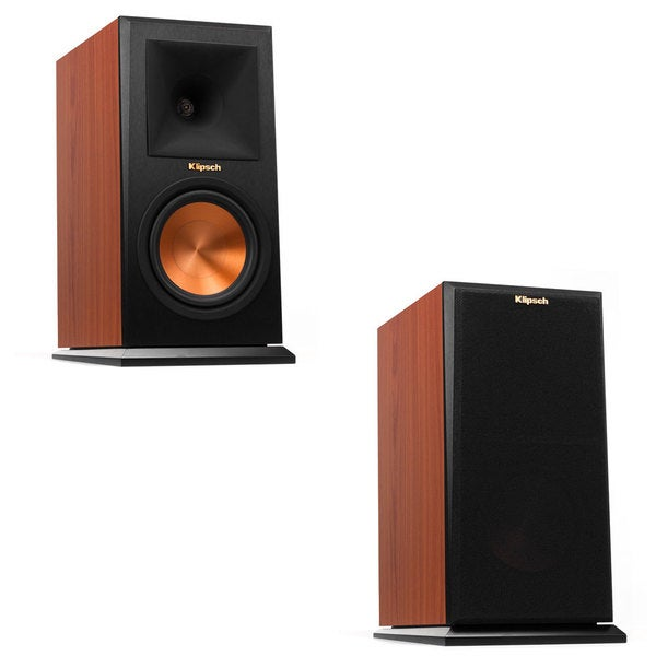 Klipsch RP-160M Monitor Speaker Pair - Cherry
