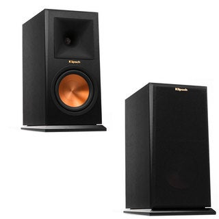 Klipsch RP-160M Monitor Speaker Pair - Ebony