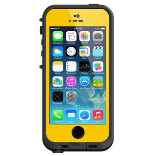 LifeProof Case 2101-08 for Apple iPhone 5/5s (Fre Series) - Yellow/Black