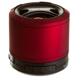 SHARKK Mini Portable Bluetooth Speaker w/ Alloy Steel Rubberized Housing