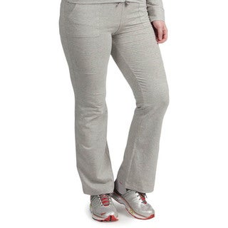 Tabeez Women's Plus Size Drawstring Lounge Pants