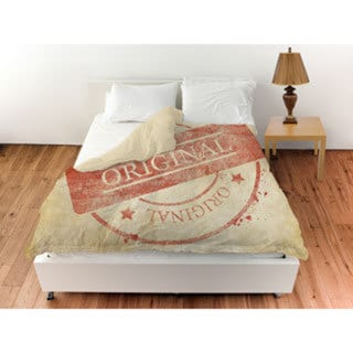 Thumbprintz Stamp Original Duvet Cover
