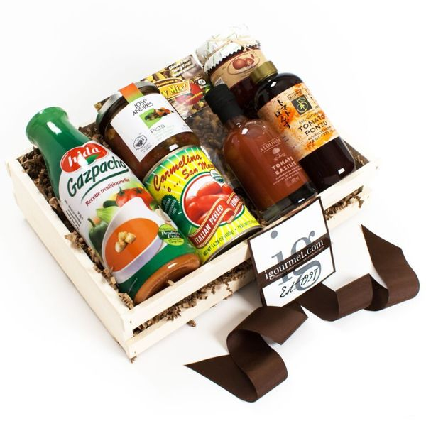 Tomato Lovers Gift Crate