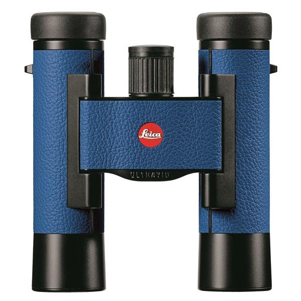 Leica Ultravid Colorline 10 x 25 Capri Blue Binoculars