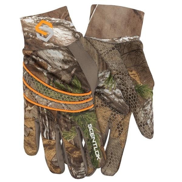 ScentLok Savanna Lightweight Shooters Glove Realtree Xtra