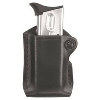 GandG Black Single Mag Case with Belt Loop