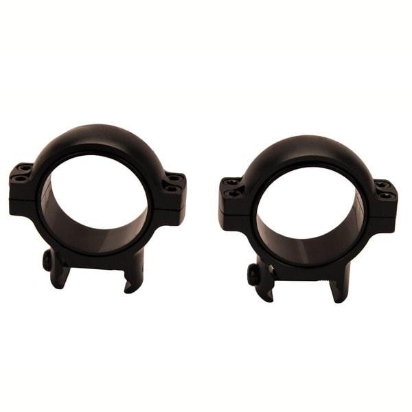 Burris 30mm Signature Zee Rings/ Medium/ Matte