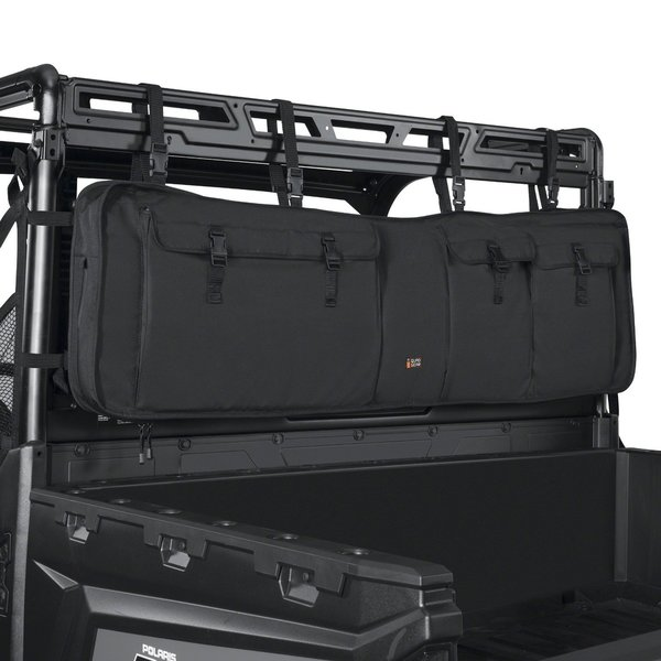 UTV Double Gun Carrier Black