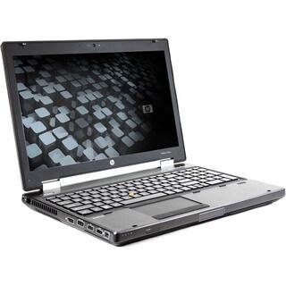 HP 8560W 15.6-inch 2.6GHz Intel Core i5 4GB RAM 320GB HDD Windows 7 Laptop (Refurbished)