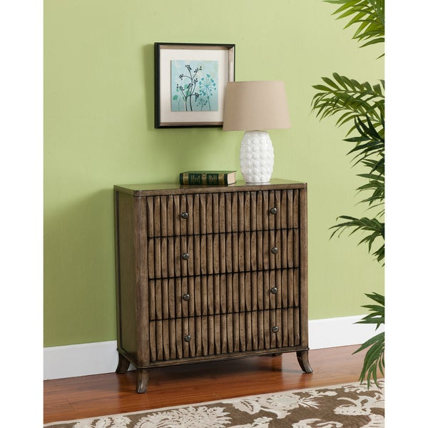 Creek Classics Kire Four Drawer Accent Chest