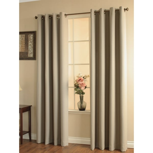 Darcy Grommet Top Blackout Curtain Panel