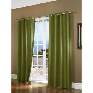 Horizon Grommet Top Insulated Curtain Panel