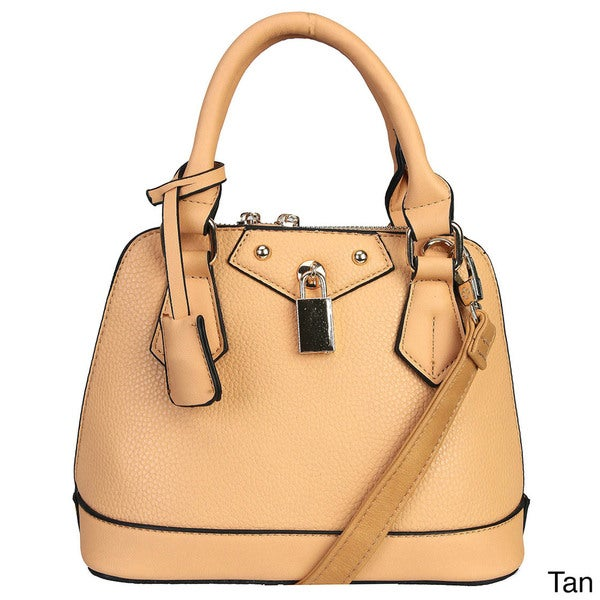 Diophy Key and Lock Mini Tote Handbag