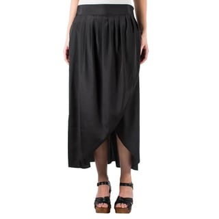 Women's Draped Tulip Skirt