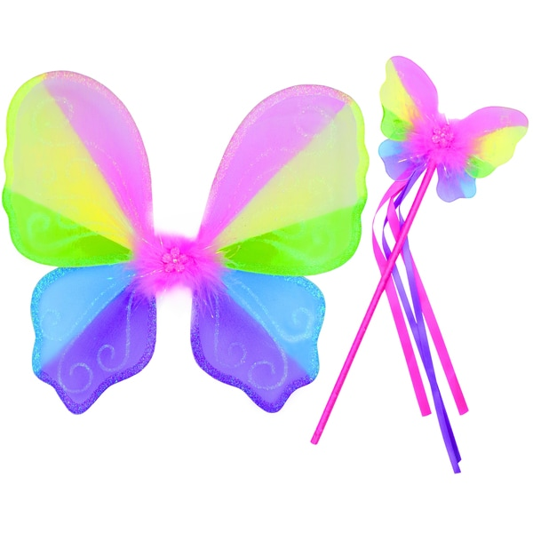 Creative Education Snazzy Wings and Wand Set