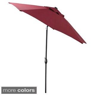 Abba Patio 9-foot Market Umbrella with Tilt and Crank