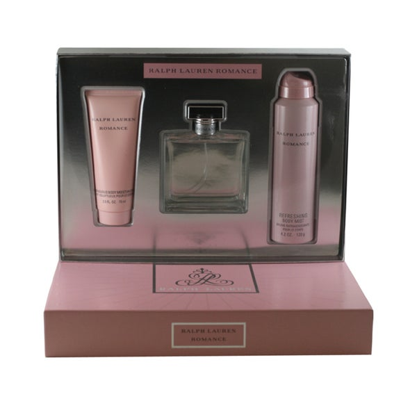 Ralph Lauren Romance Women's 3-piece Gift Set