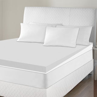 Sinomax Sleep 4-inch Upper Echelon Memory Foam Mattress Topper