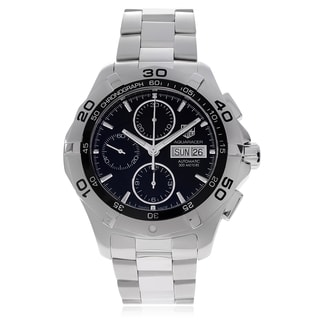 Tag Heuer Men's Aquaracer CAF2010.BA0815 Link Watch