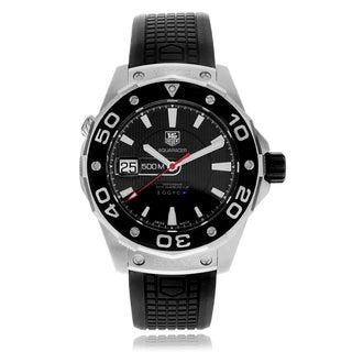 Tag Heuer Men's Aquaracer WAJ2119.FT6015 Strap Watch