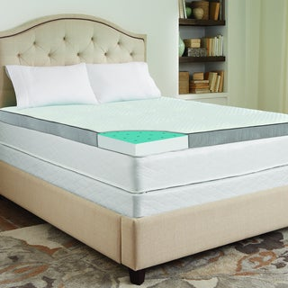 Sinomax Sleep 3-inch Gel Memory Foam Mattress Topper