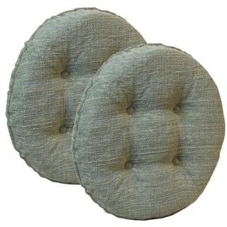 Polar Jade Barstool Cushion (Set of 2)