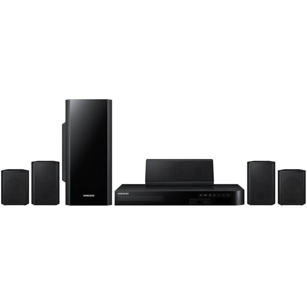 Samsung HT-H4500/ZA 5.1-channel 500-watt 3D Blu-ray Home Theater System