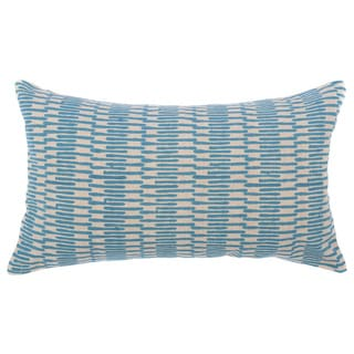 20-inch Kayak Blue Accent Pillow