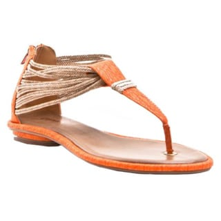 Gomax Women's Shoe Kitty Corner 08 Flat Sandals