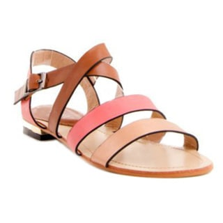 Gomax Women's Sandy Color-Blocked Sandal