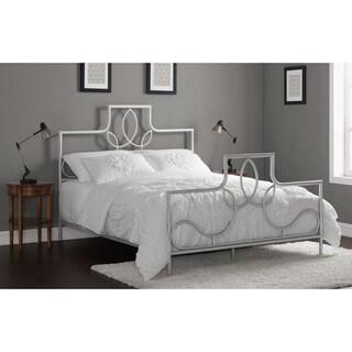 Charmers Royal Silver Queen Bed